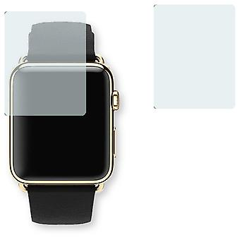 Apple Watch Edition 42mm screen protector - Golebo crystal-clear protector (miniature sheet)