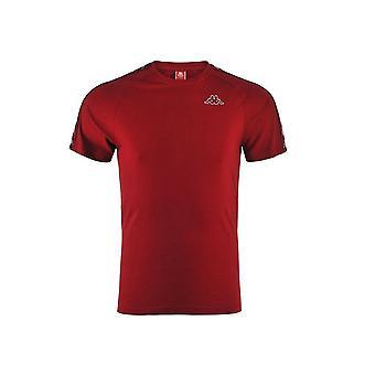 Kappa Bordeaux Red Coen T-shirt