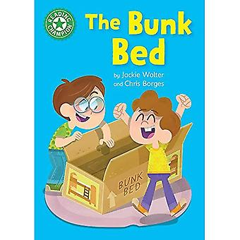 Reading Champion: The Bunk Bed: Independent Reading Green 5 (Reading Champion)