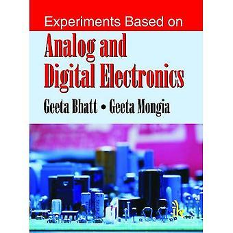 Experiments Based on Analog� and Digital Electronics