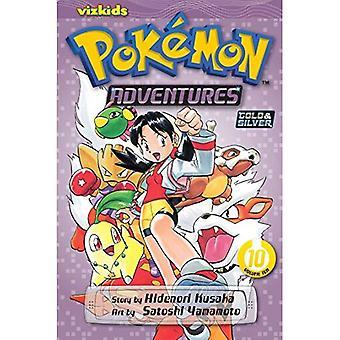 Pokemon äventyr, volym 10