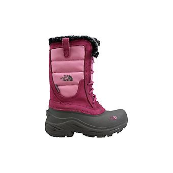 The North Face Shellista Lace Begonia Pink/Silver Grey AYCTRB2 Pre-School