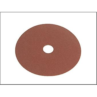 RESIN BONDED FIBRE DISC 115MM X 22MM X 36G (PACK OF 25)