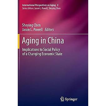 Aging in China by Chen & Sheying