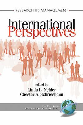 Research in ManageHommest International Perspectives PB by Schriesheim & Chester A.