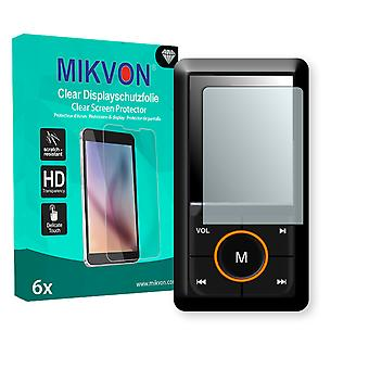 KubiK Evo Screen Protector - Mikvon Clear (Retail Package with accessories)