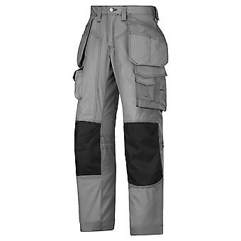 Snickers Mens Floorlayer Ripstop Workwear Hose / Pant