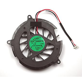 Compaq Presario C582TU Compatible Laptop Fan For Intel Processors