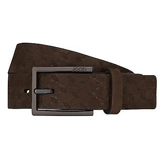 JOOP! Ceinture en cuir ceintures ceintures hommes Brown 7911