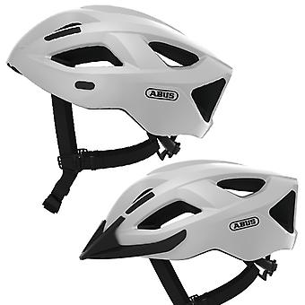 Abus Aduro 2.1 bike helmet / / polar white