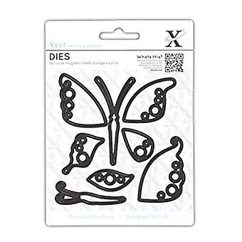 Xcut Decorative Dies (8pcs) - Butterflies (XCU 503053)