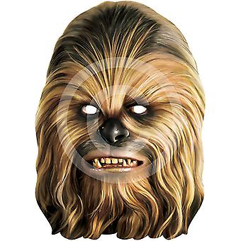 Chewbacca Card Face Mask (UK)