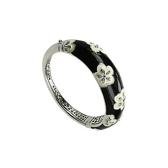Belle Etoile Jasmine Black Bangle  7020810302