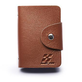 Hautton 24 Credit Card Wallet Stud Front