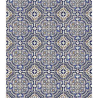 Craft Consortium portugisiska kakel decoupage papper (CCDECP332)