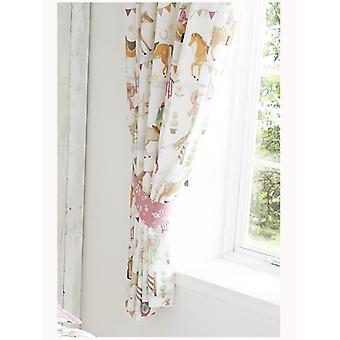 Horse Show Lined Curtains