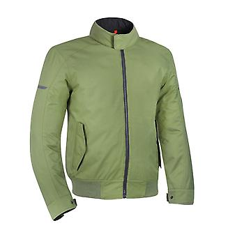 Oxford Green Harrington Motorradjacke