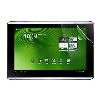 Celicious Vivid Plus Mild Anti-Glare Screen Protector Film Compatible with Acer Iconia Tab A500 [Pack of 2]