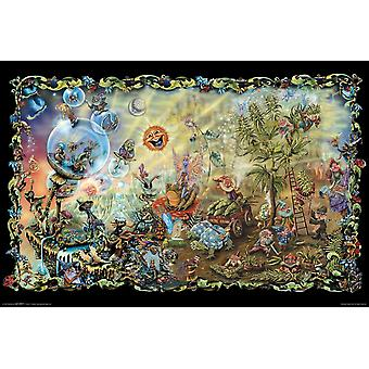Poster - Michael DuBois - Sogno Combo Wall Art concesso in licenza Regali Giocattoli 24388