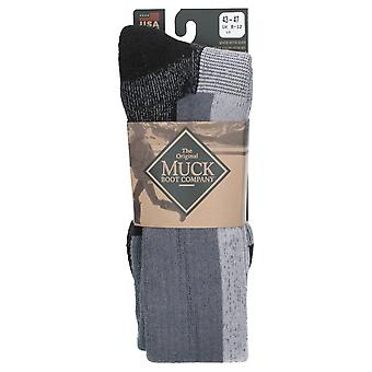 Muck Boots Unisex Authentic Rubber Boot Sock