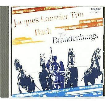 Jacques Loussier - Bach: The Brandenburgs [CD] USA import