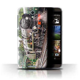 STUFF4 Case/Cover for HTC Desire 820 Mini/Bodmin/Steam Locomotive