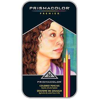 Prismacolor Premier Colored Pencils 36 Pkg 92885T