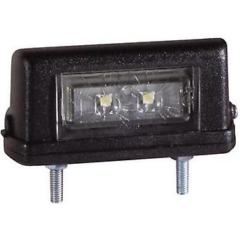 LEDs Number plate light rear 12 V SecoRuet