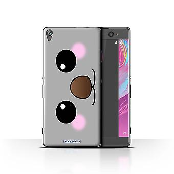 STUFF4 Case/Cover for Sony Xperia XA/Koala Bear/Cute Kawaii