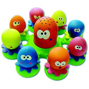 Tomy Poulpy and company (Toys , Preschool , Babies , Bathing Toys)