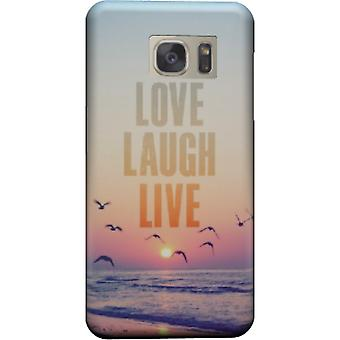 Love laugh live cover to Galaxy Note 5