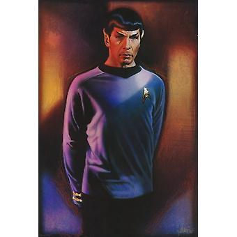 Star Trek - Mr Spock Movie Poster (11 x 17)