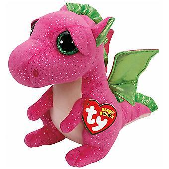TY Beanie Boo Buddy - Darla the Dragon 24cm