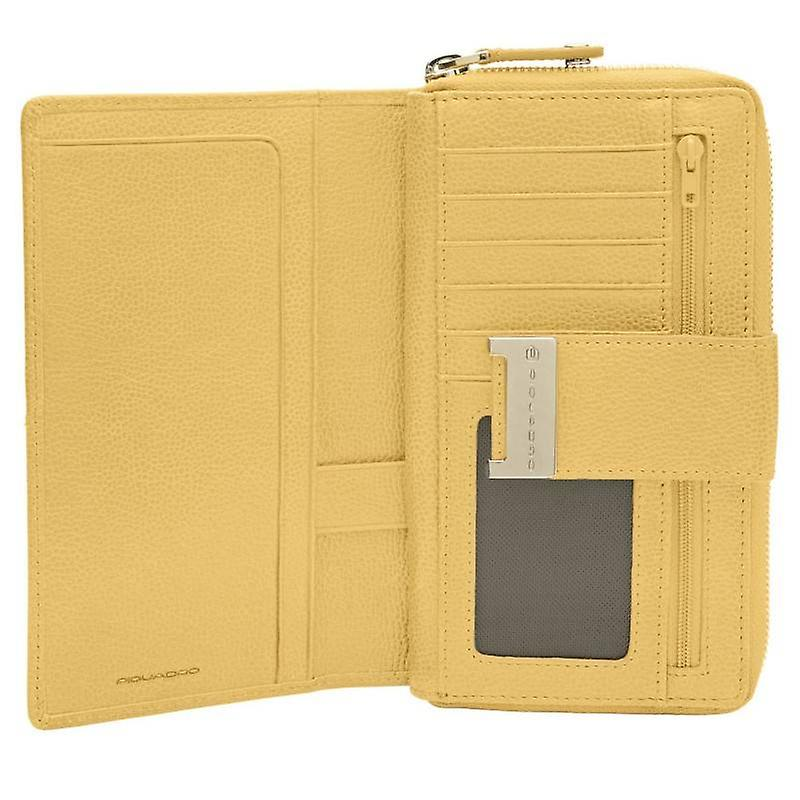 Piquadro Wallet yellow PD1354W49