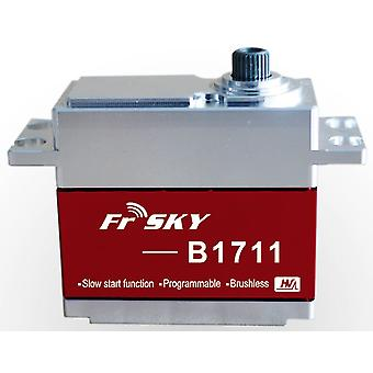 Digital 72g Metal Gear brushless HV Servo, SBUS, FrSky B1710