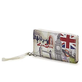 Jewel City Printed Wallet London