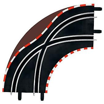 Carrera Lane Change In Curve 1/90  (2) (Toys , Vehicles And Tracks , Slot , Accesories)