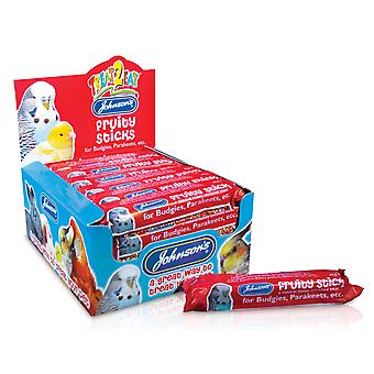 Jvp Treat2eat Budgie Fruity Stick 45g (Pack of 28)