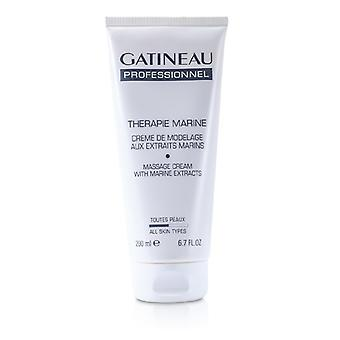 Gatineau Therapie Marine-Massagecreme (Salon Size) 200ml / 6.7 oz