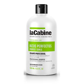 La Cabine Curls Shampoo 500 Ml