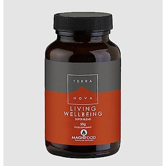 Terranova Living Wellbeing Super-Blend 50gms