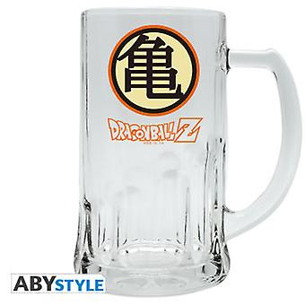 Abysse Dragon Ball Tankard Kame Symbol (Home , Babies and Children , Eat , Kitchenware)