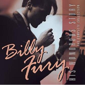 His Wondrous Story-The Complete Collection by Billy Fury