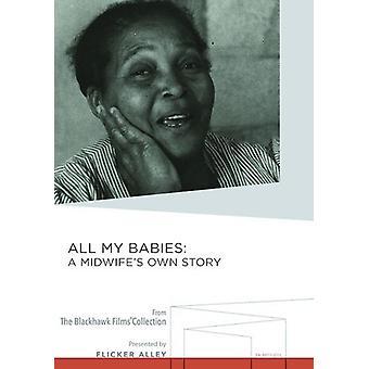 Alle mine babyer [DVD] USA importerer