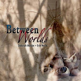 Deborah Martin & Erik Wollo - mellem verdener [CD] USA import