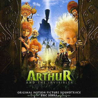 Various Artists - Arthur and the Invisibles [Original Motion Picture Soundtrack] [CD] USA import