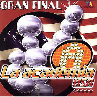 Lo Mejor De La Academia Gran finale - Lo Mejor De La Academia Gran endelige [CD] USA import