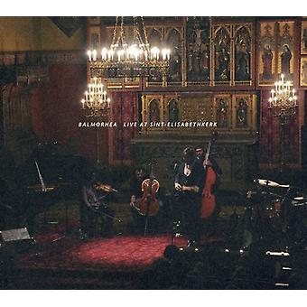 Balmorhea - Live på Sint-Elisabethkerk [CD] USA import