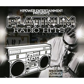 Hipower Entertainment Presents - Platinum Radio Bangers [CD] USA import