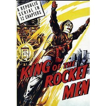 Kongen af raket mænd [DVD] USA importerer